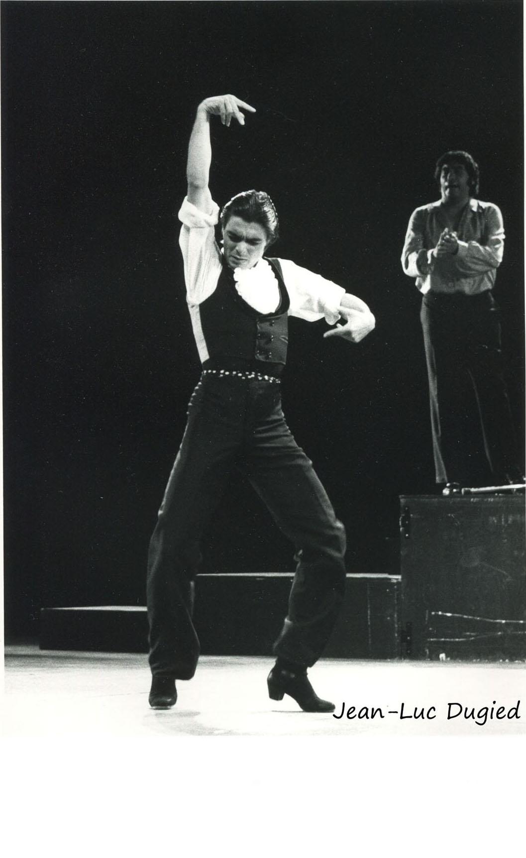 1 Aguilar Rafael - antologia del flamenco - Antonio Canales - 1987