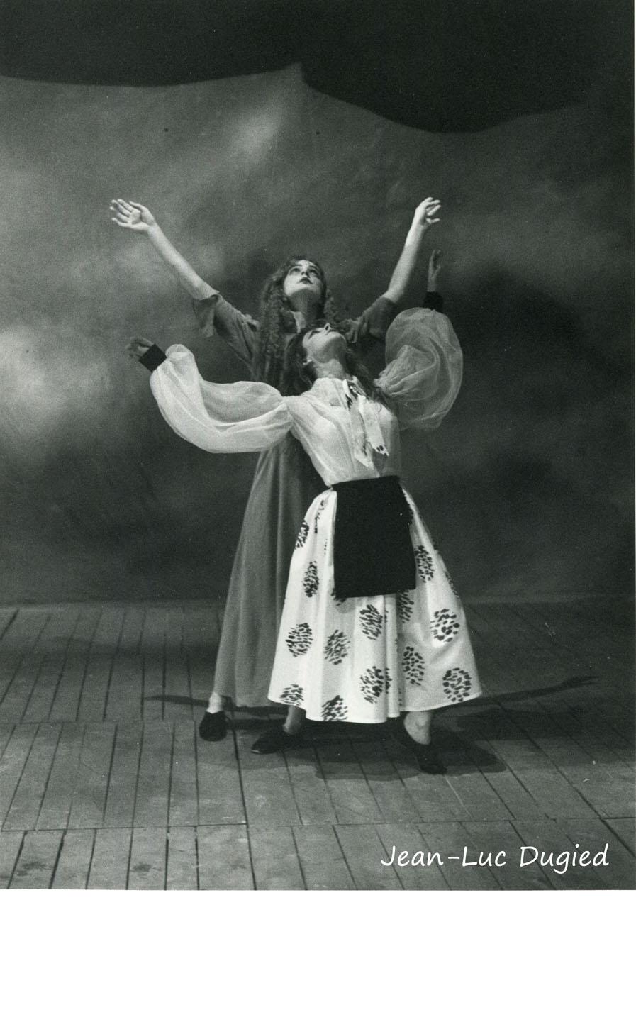 1 Greene Lila - de l'autre côte de la lune : à Lillian Gish de Catherine Bergé - Lila Greene et Caroline Marcadé - 1983