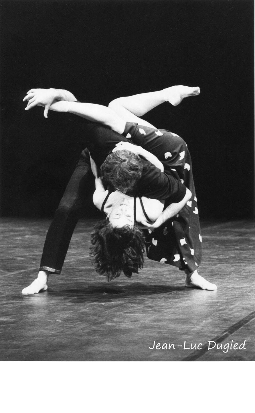 10 Gallotta Jean-Claude - Daphnis et Chloé avec Mathilde Altaraz - 1984