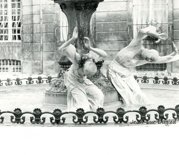 10 Hernu Nadine - accoules avec Christine van Maerrem - 1988
