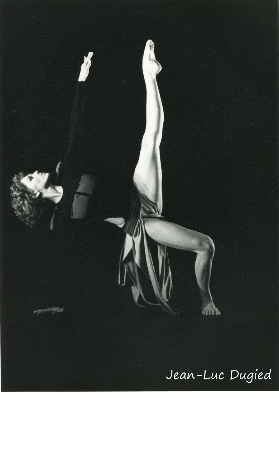 12 Ballet jazz art - Itinéraire bis - 1985