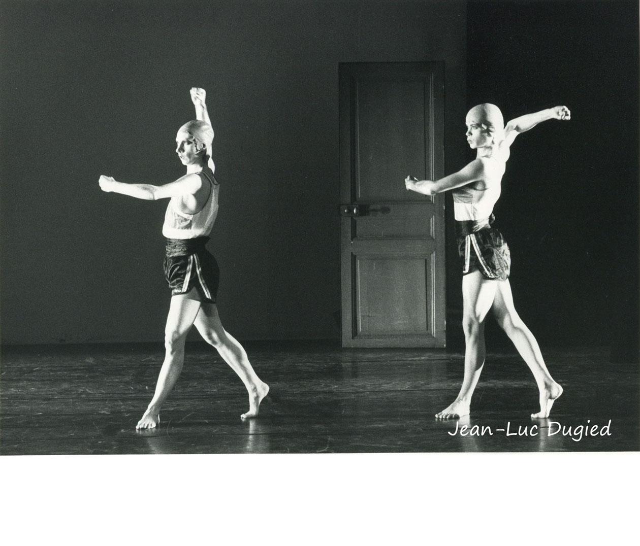 12 Martinez Graziella - à la folie - Christiane Grun et Véronique Legoaziou - 1985