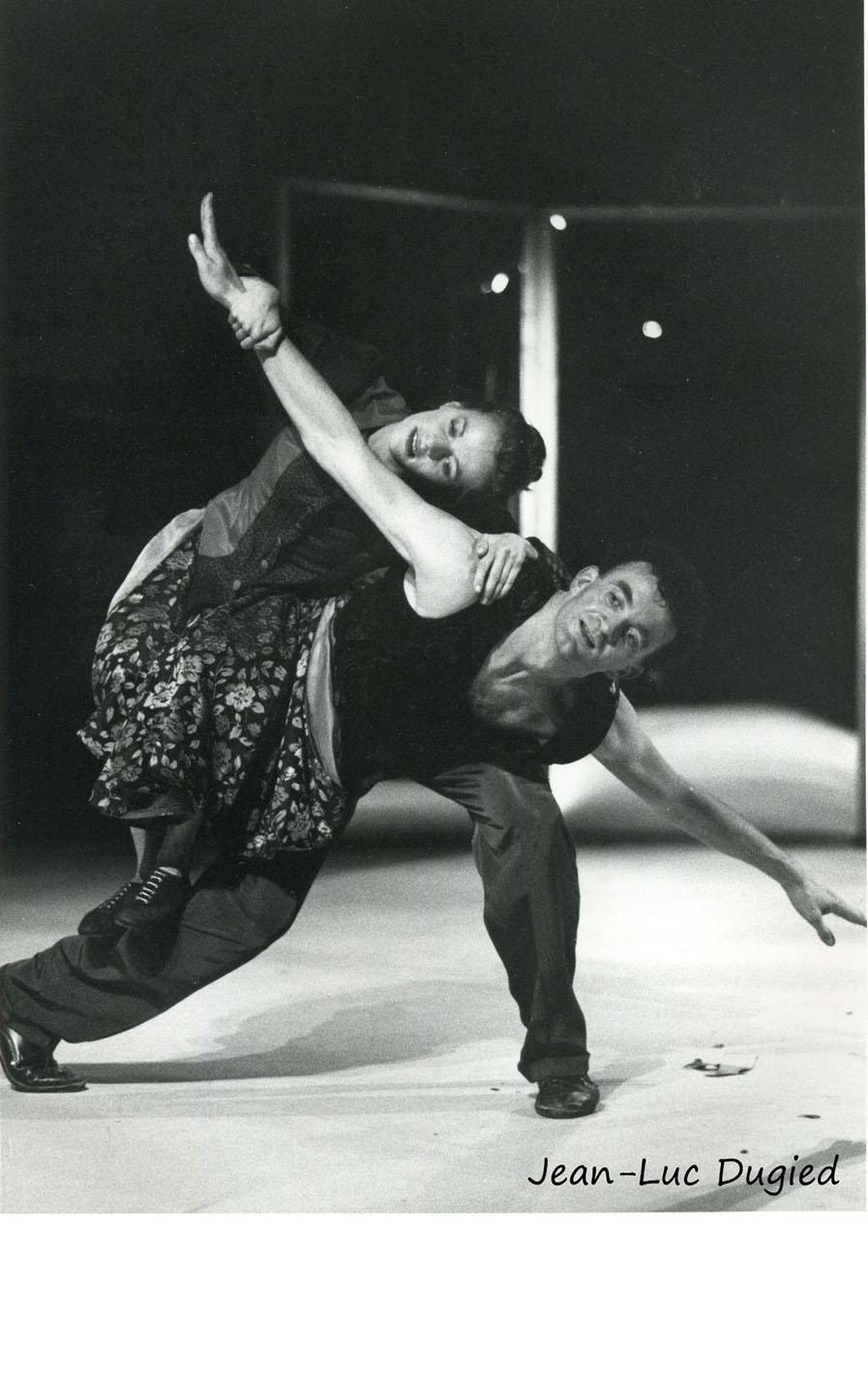12 Taffanel Jackie - le cri du guetteur - Isabelle Richez et Denis Taffanel - 1988