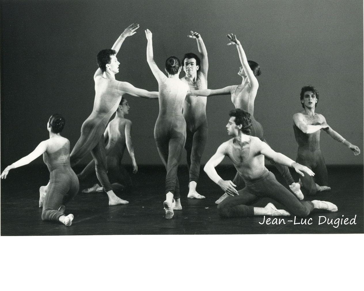 13 Ballet Opera Paulista - Paisagem com gaivotas - 1985