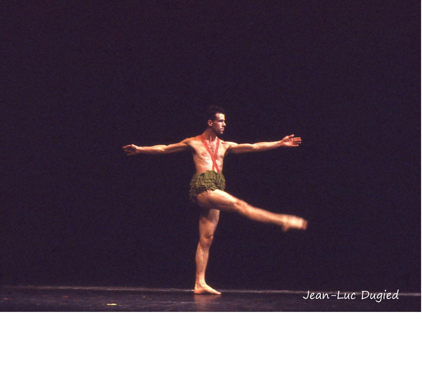 13 Larrieu Daniel - la peau et les os - 1984