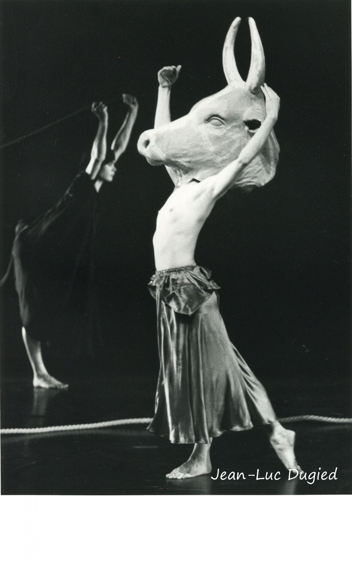 13 Martinez Graziella - à la folie - Christiane Grun - 1985