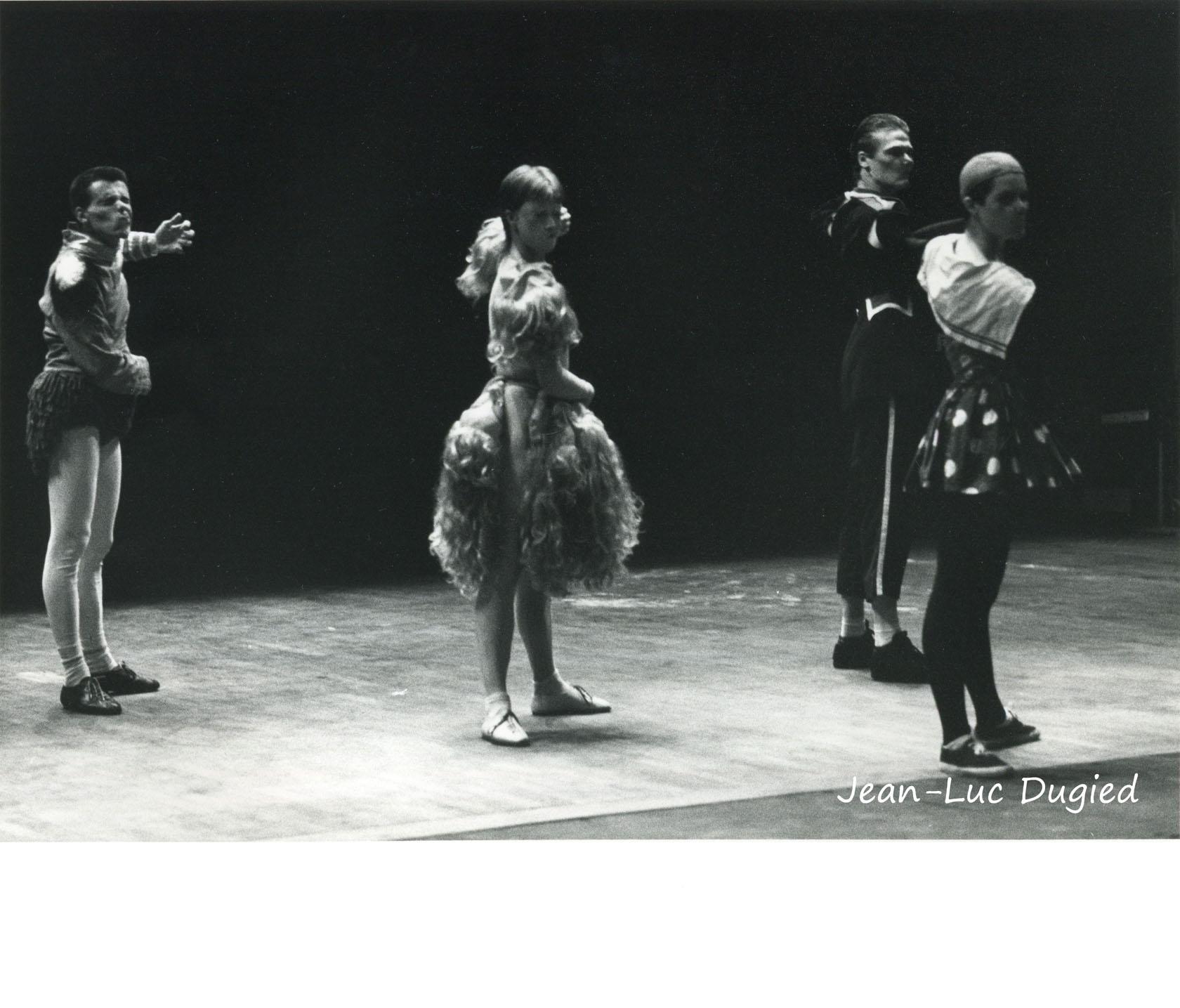 14 Larrieu Daniel - la peau et les os - 1984