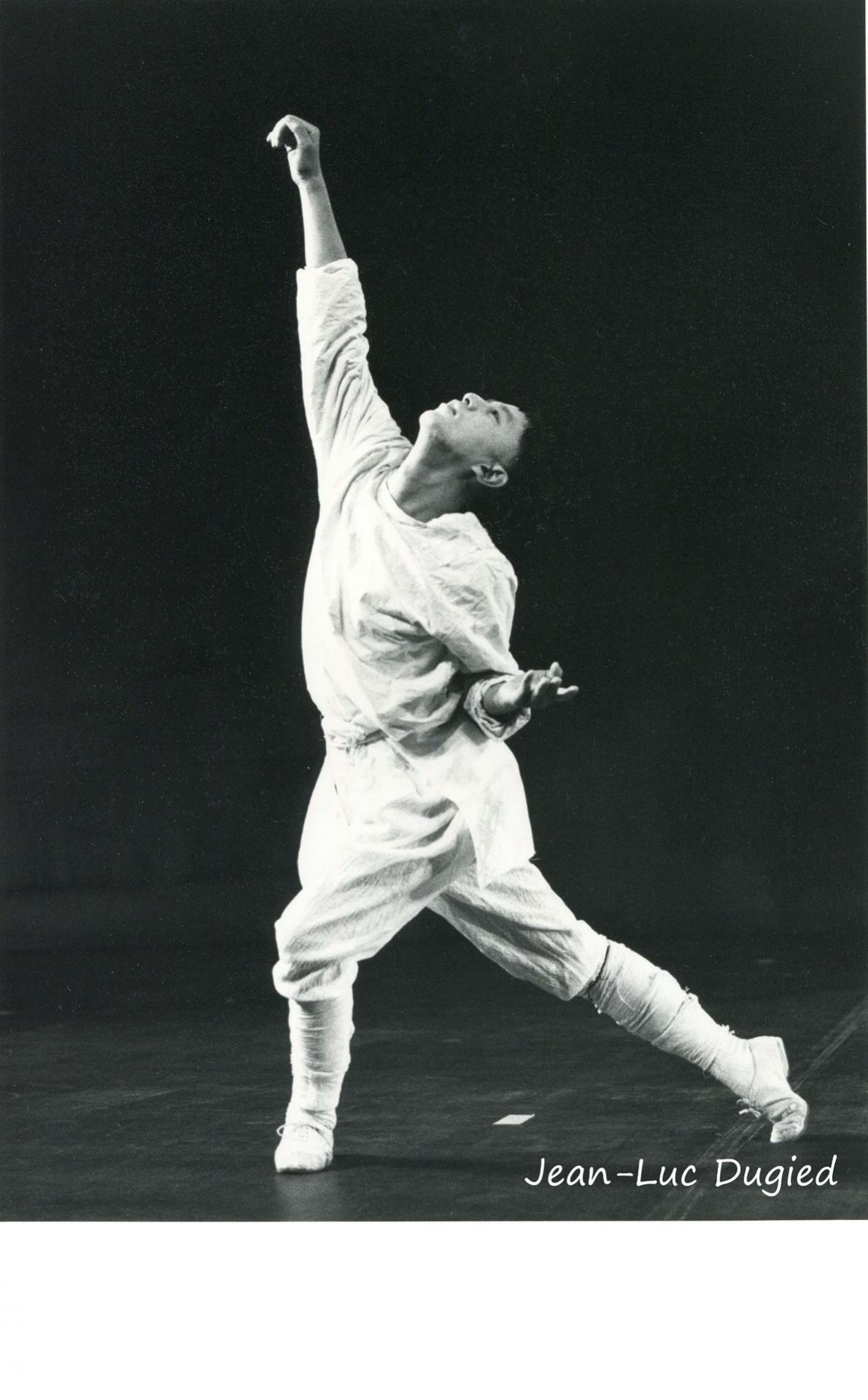 14 Teshigawara Saburo - la pointe du vent - 1987