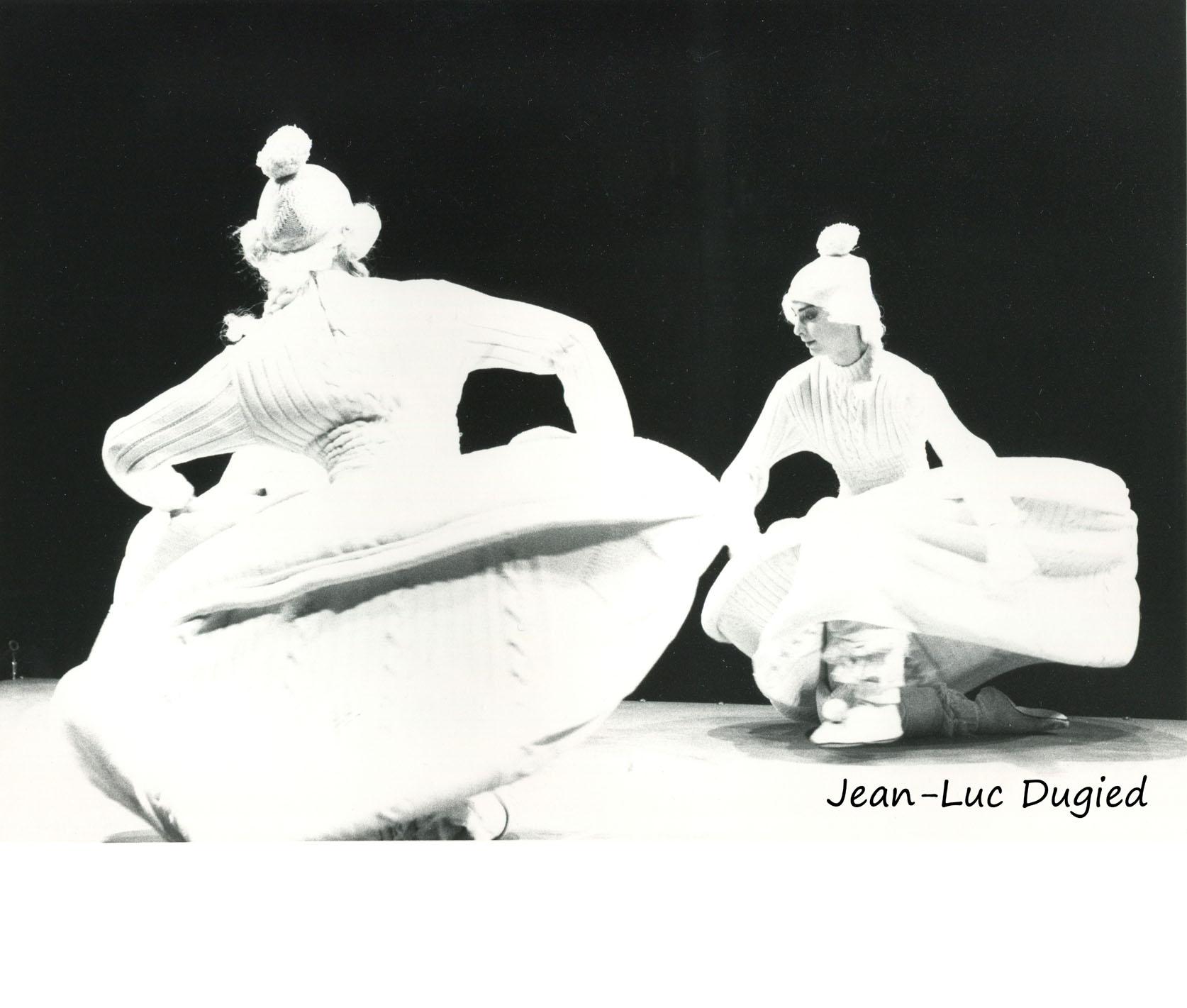 15 Chopinot Régine - le défilé de Jean-Paul Gaultier - 1985