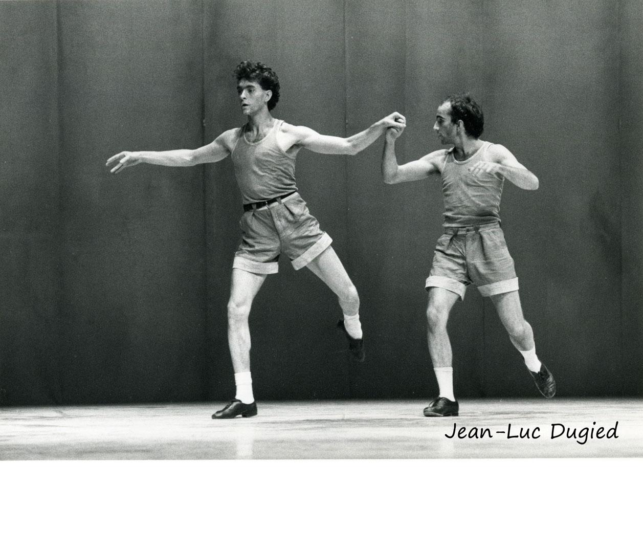 15 Gallotta Jean-Claude - mammame - Pascal Gravat et Christophe Delachaux - 1985
