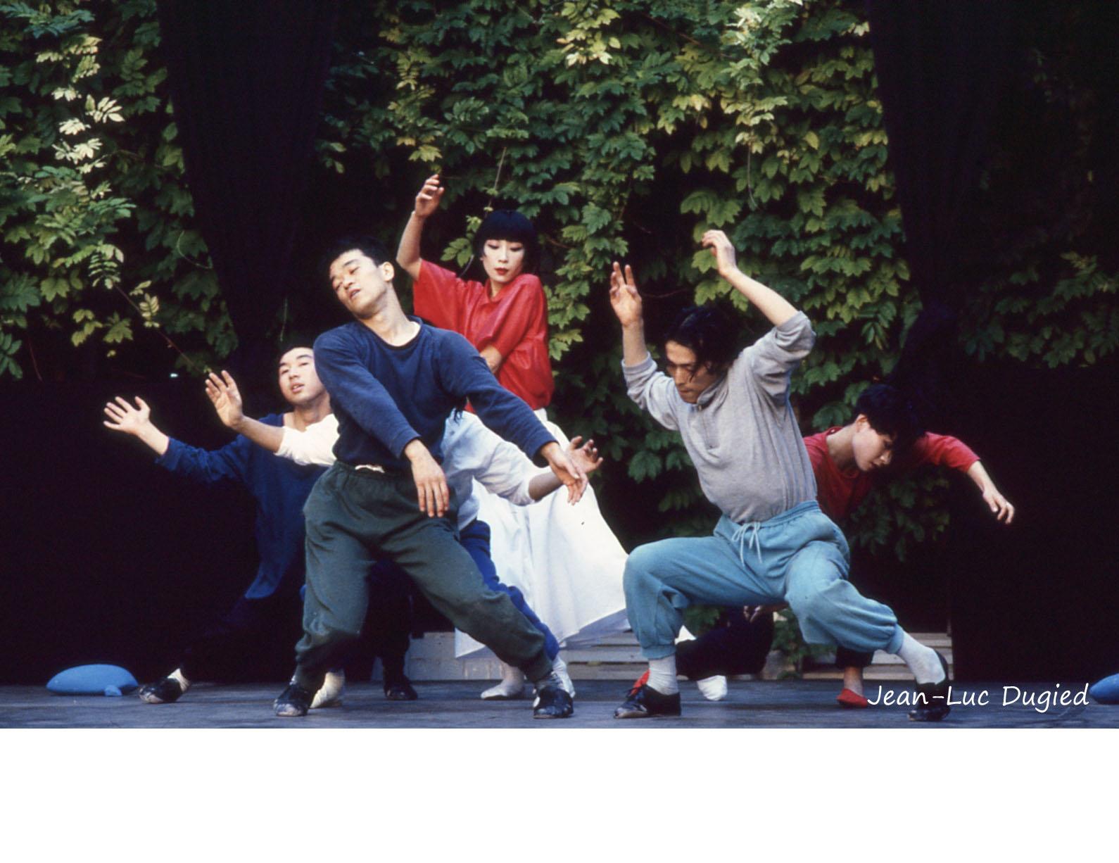 15 Teshigawara Saburo - lecture démonstration à Aix - 1988