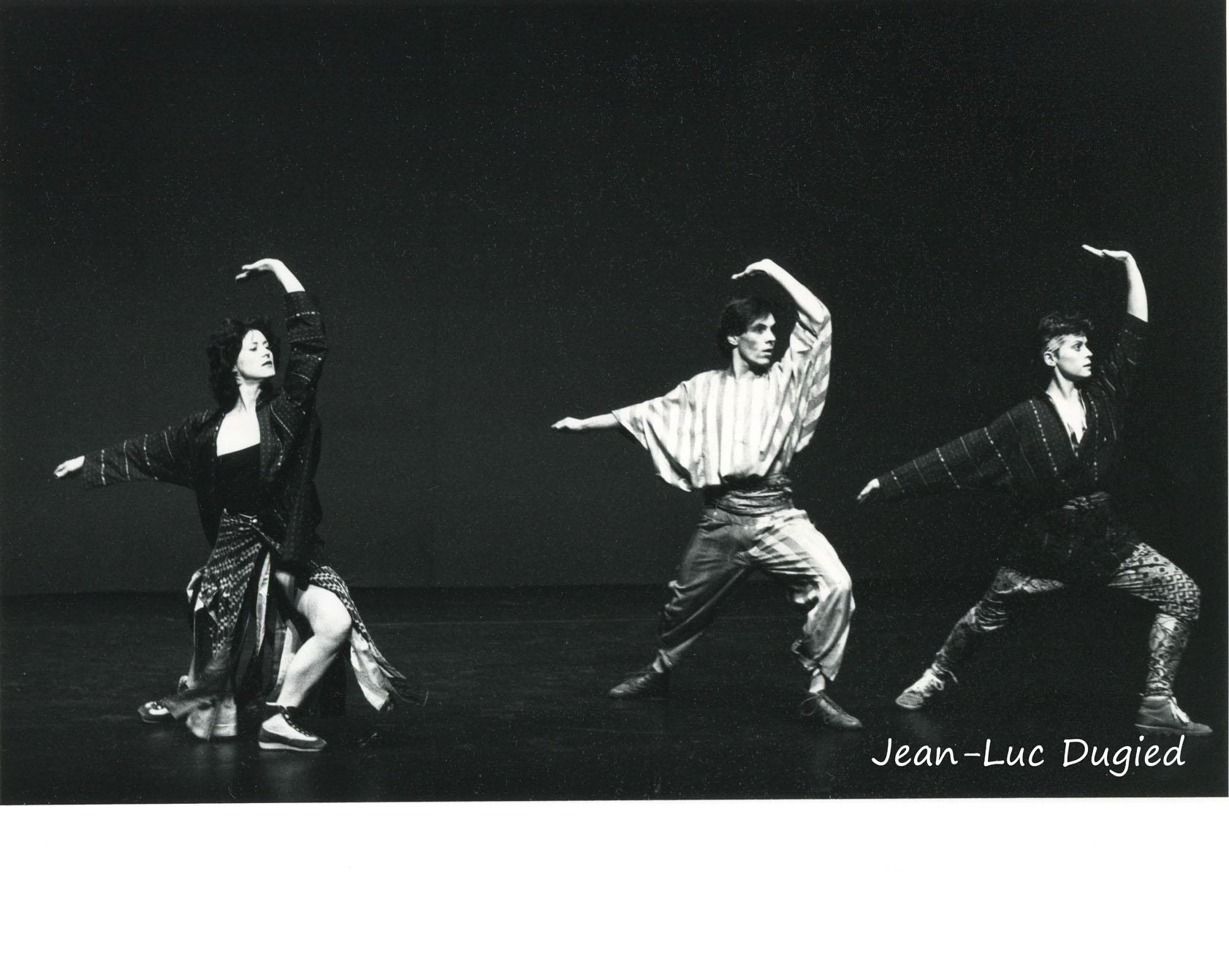 16 Dugied Fabrice - les zonards célestes - Catherine Lika, Bernard Collin et Geneviève Mazin - 1987