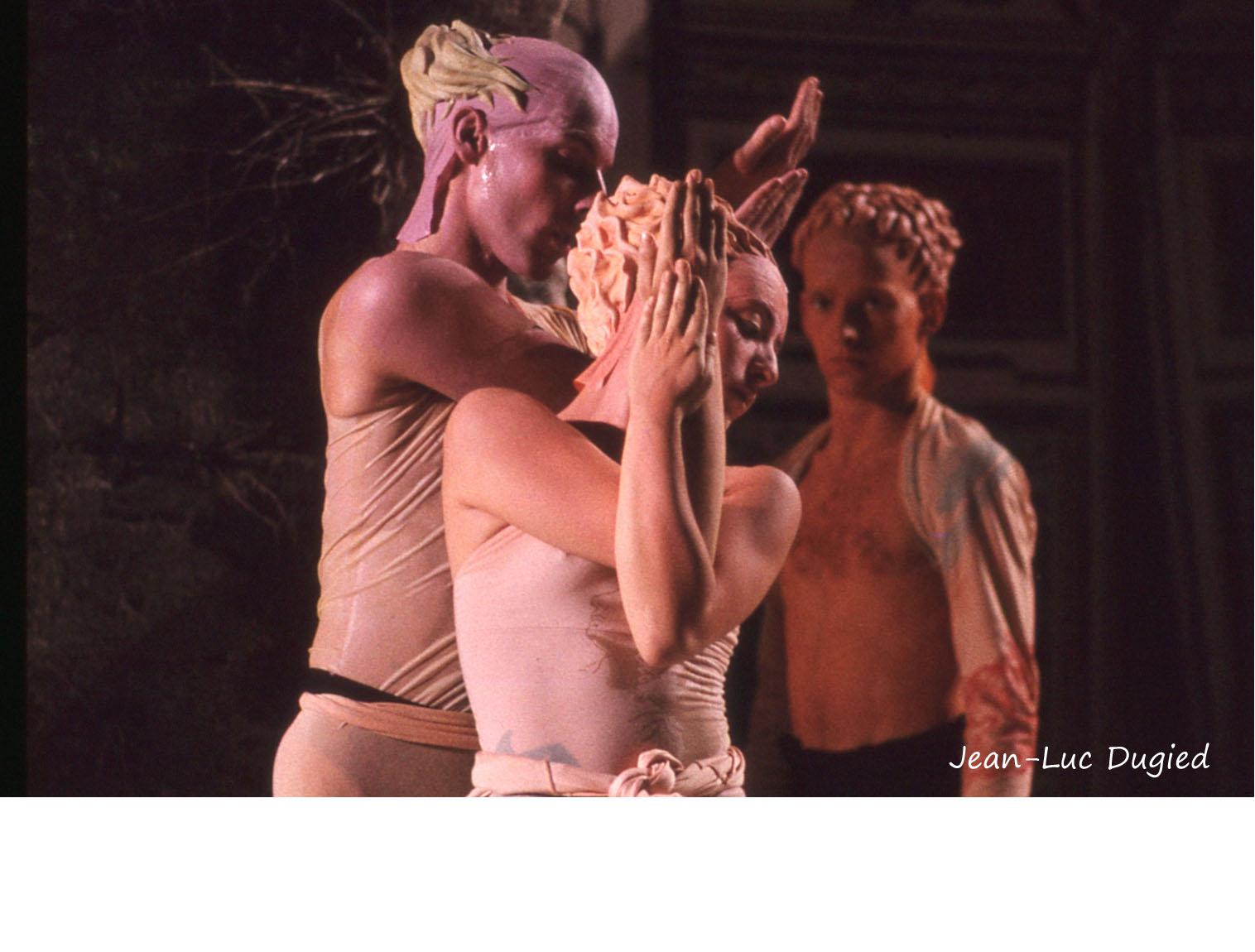 16 Larrieu Daniel - romance en stuc - 1985