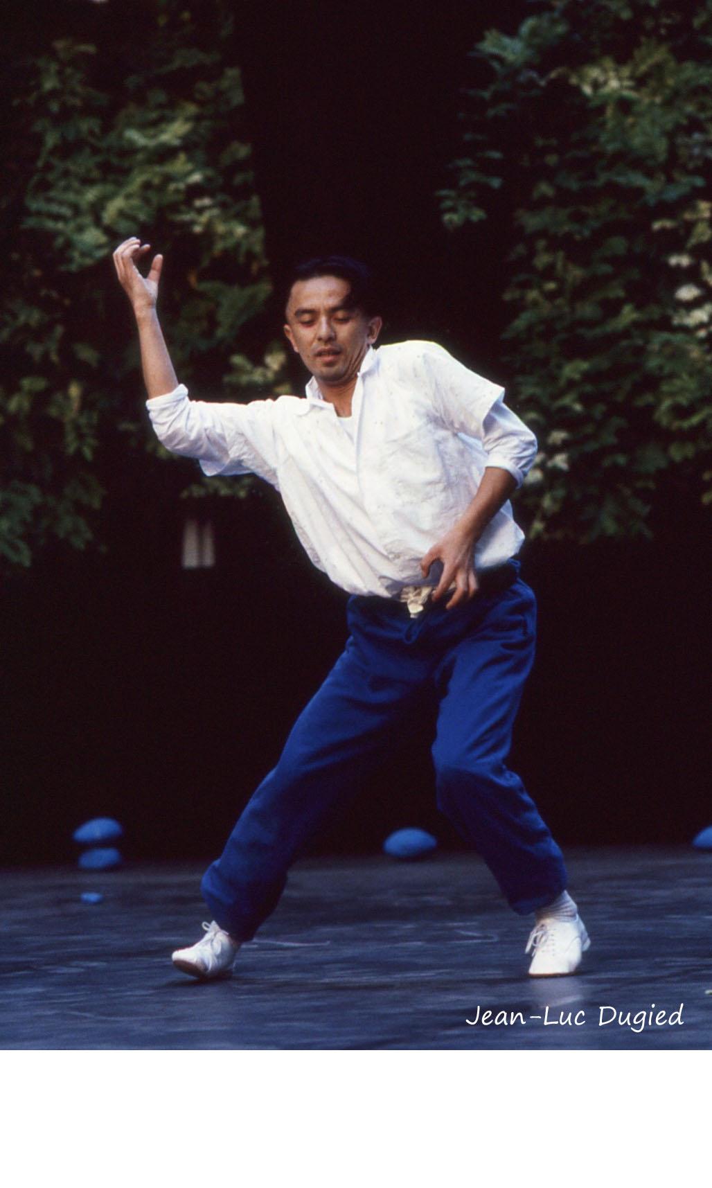 16 Teshigawara Saburo - lecture démonstration à Aix - 1988