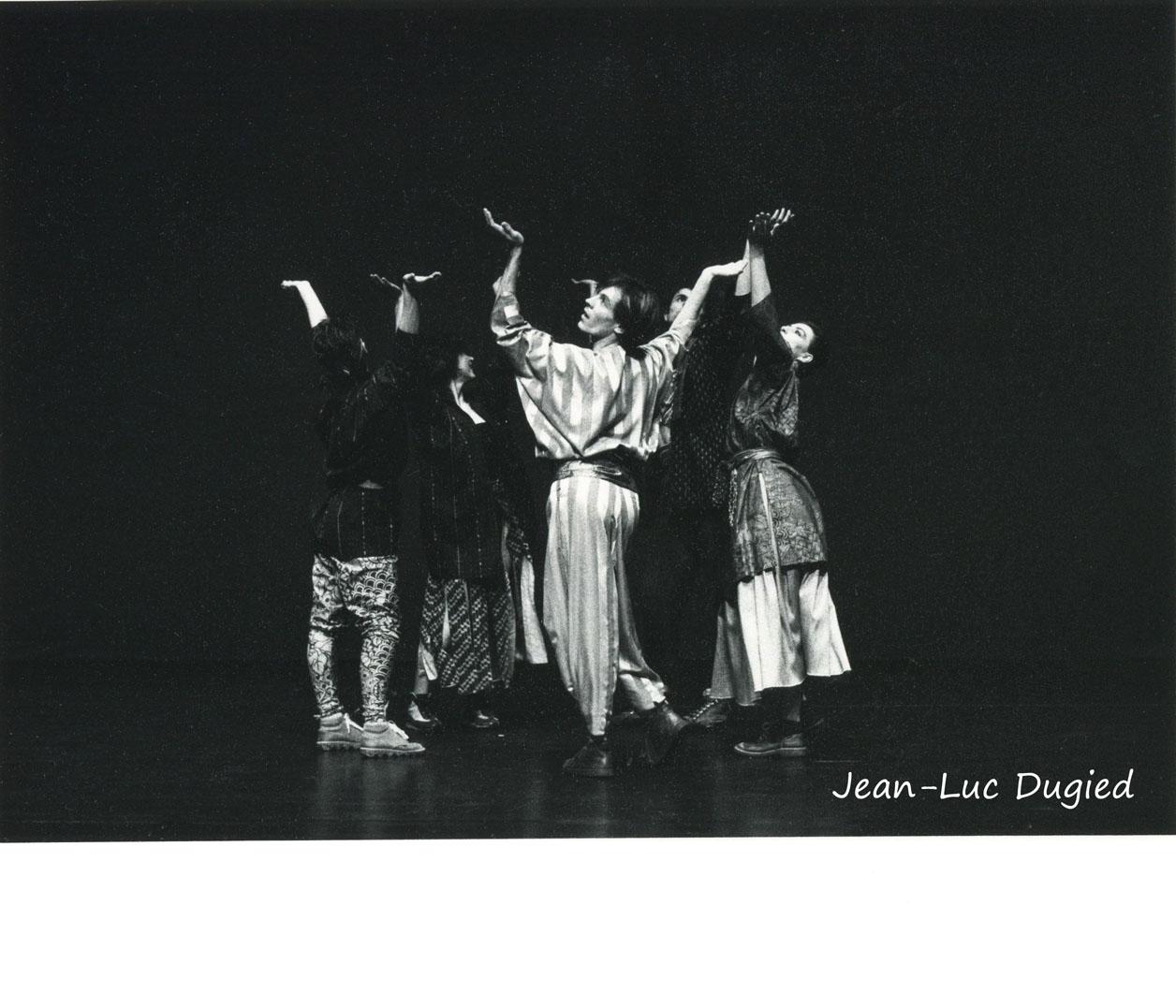 17 Dugied Fabrice - les zonards célestes - 1987