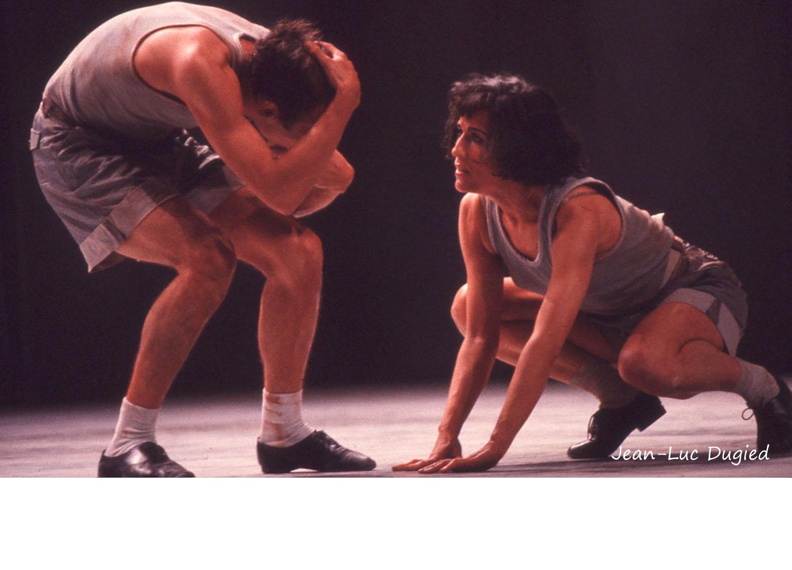 17 Gallotta Jean-Claude - mammame - Eric Alfieri et Mathilde Altaraz - 1985