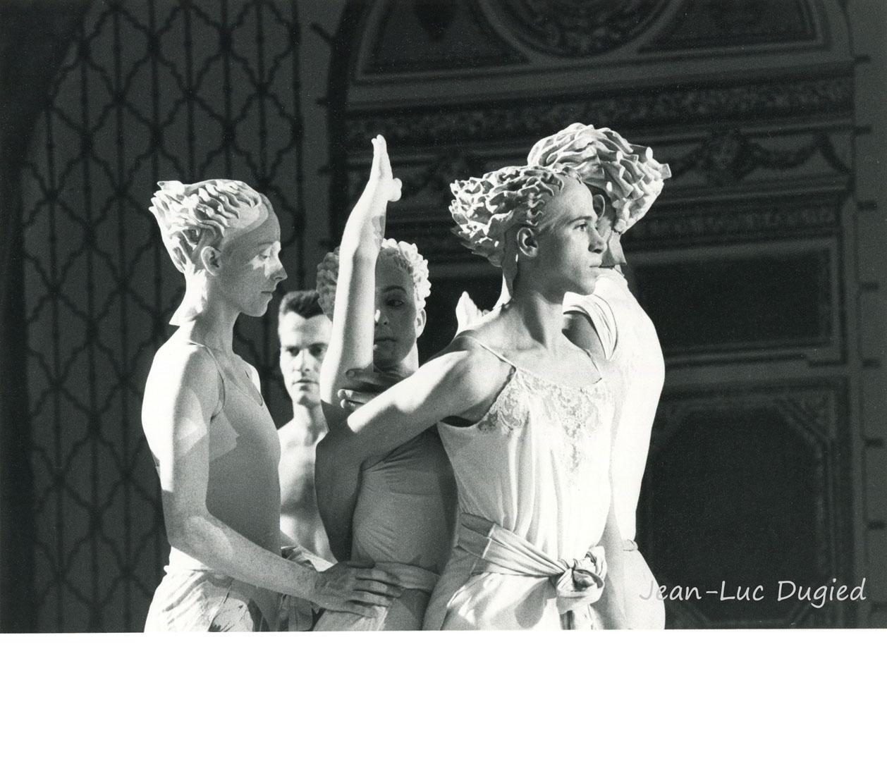 17 Larrieu Daniel - romance en stuc - 1985