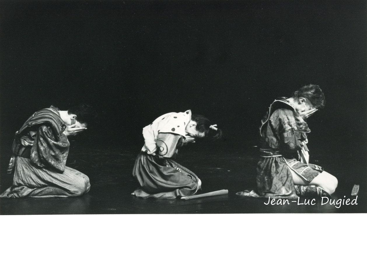 18 Brumachon Claude - la pie grièche - 1986