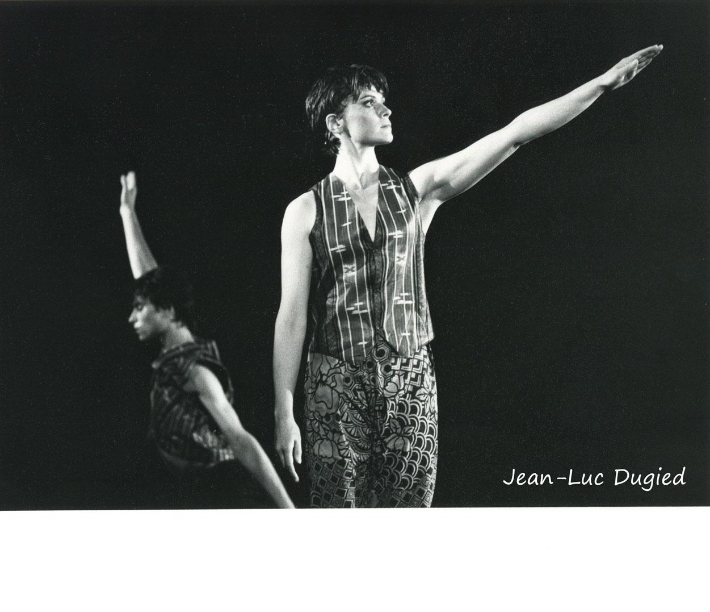 18 Dugied Fabrice - les zonards célestes - Geneviève Mazin - 1987