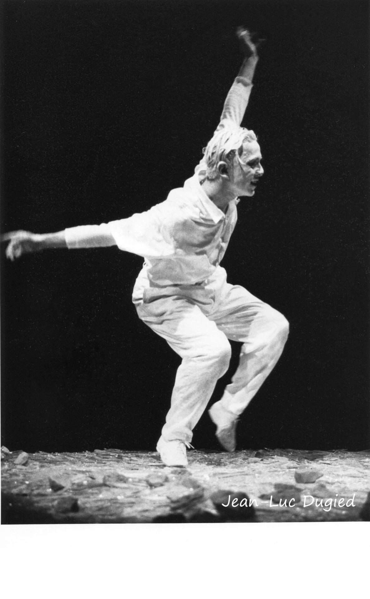 18 Teshigawara Saburo - ishi no hana (fleur de pierre) - 1988