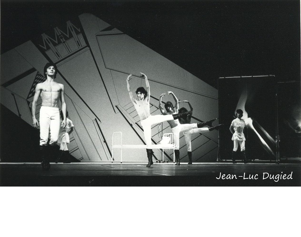 19 Béjart Maurice - l'histoire du soldat - 1983