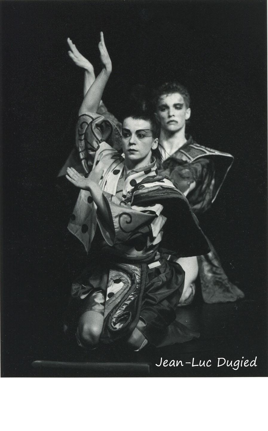 19 Brumachon Claude - la pie grièche - Véronique Dupont et Benjamin Lamarche - 1986