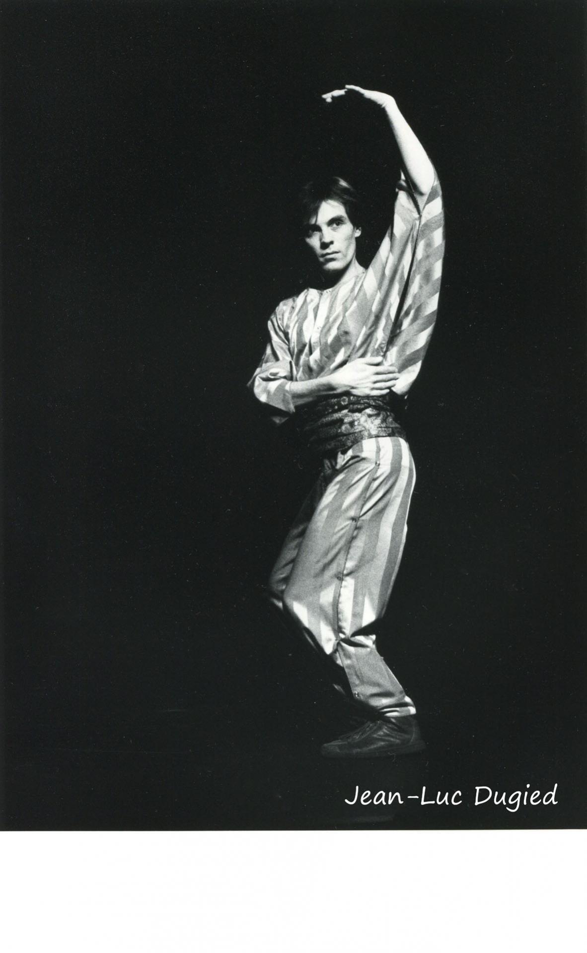 19 Dugied Fabrice - les zonards célestes - Bernard Collin - 1987
