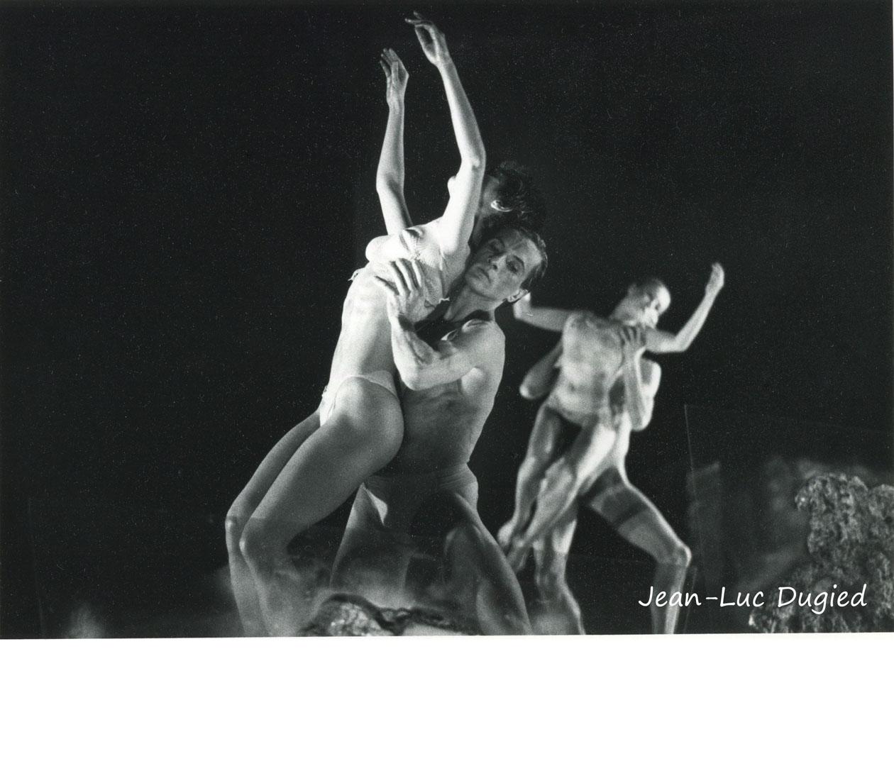 19 Petit Dominique - eaux fortes - 1987
