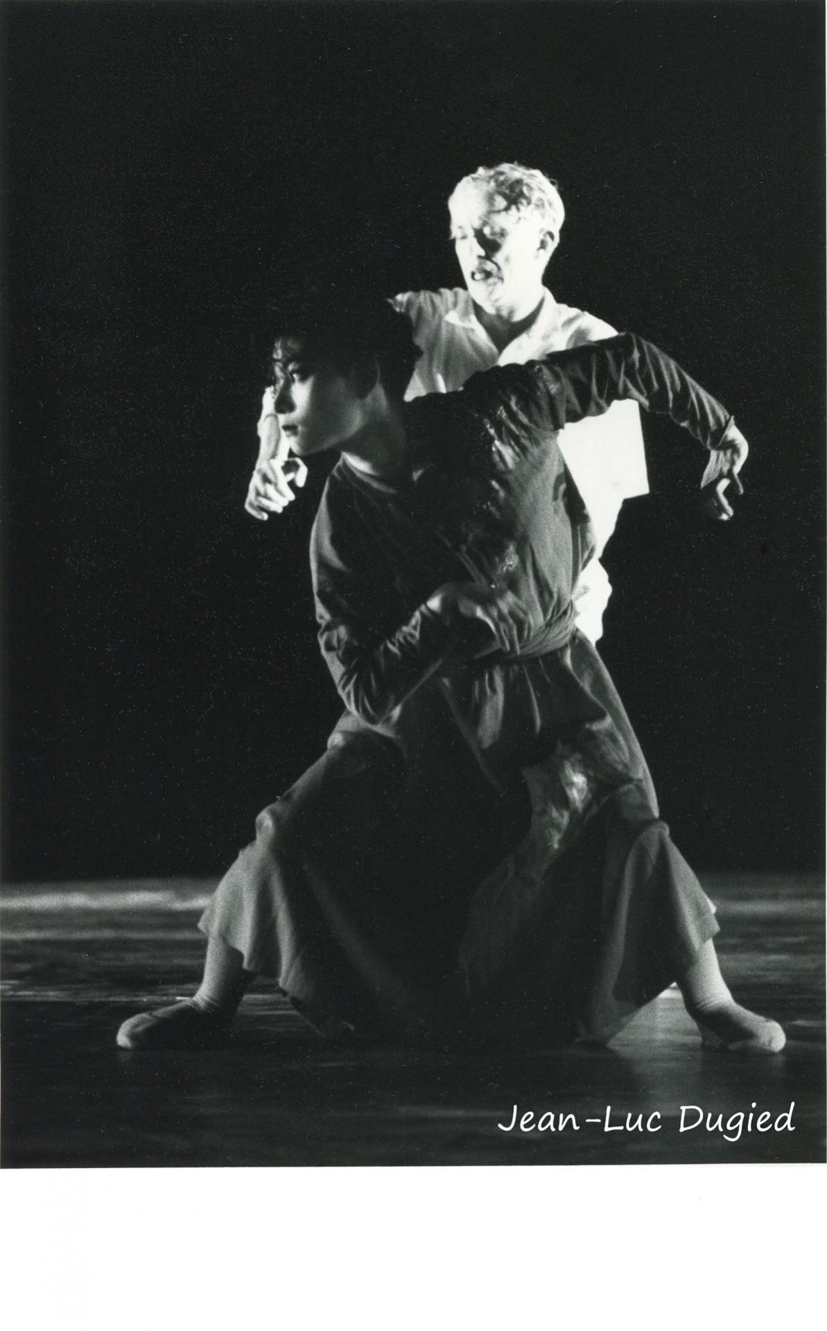19 Teshigawara Saburo - ishi no hana (fleur de pierre) - 1988