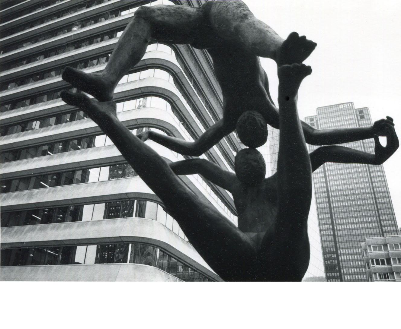 La Défense - 1977