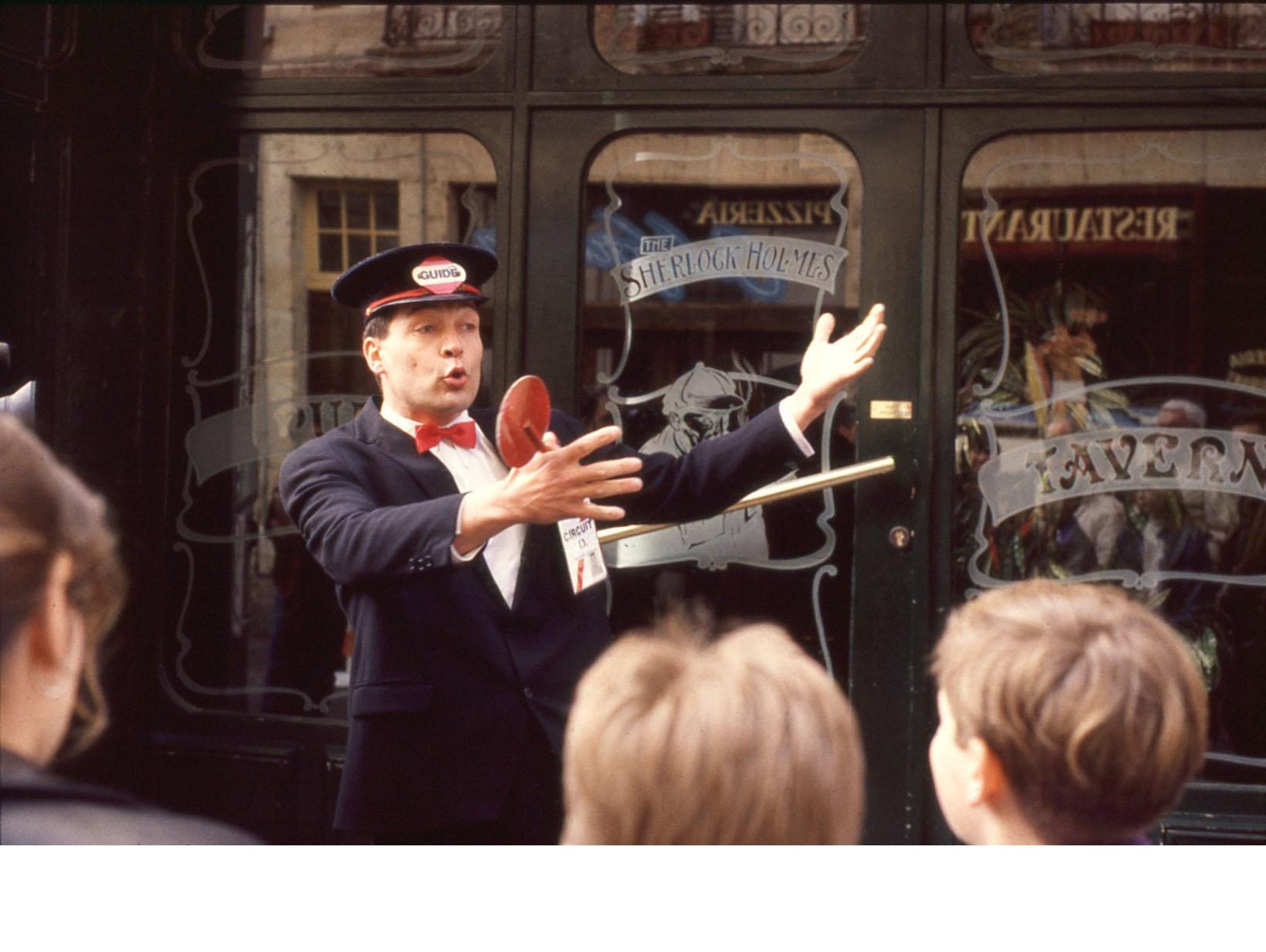 Délices Dada, festival Acteurs Acteurs, Tours, 1992