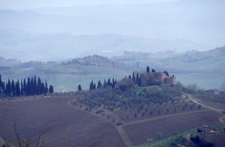 San Gimignano - 1993