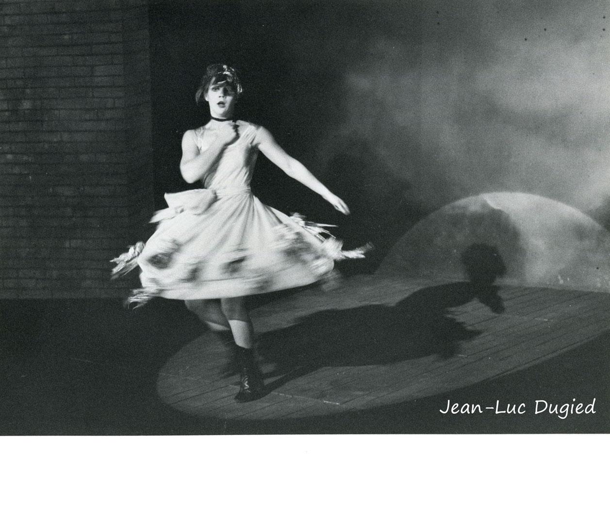 2 Greene Lila - de l'autre côte de la lune : à Lillian Gish de Catherine Bergé - Caroline Marcadé - 1984
