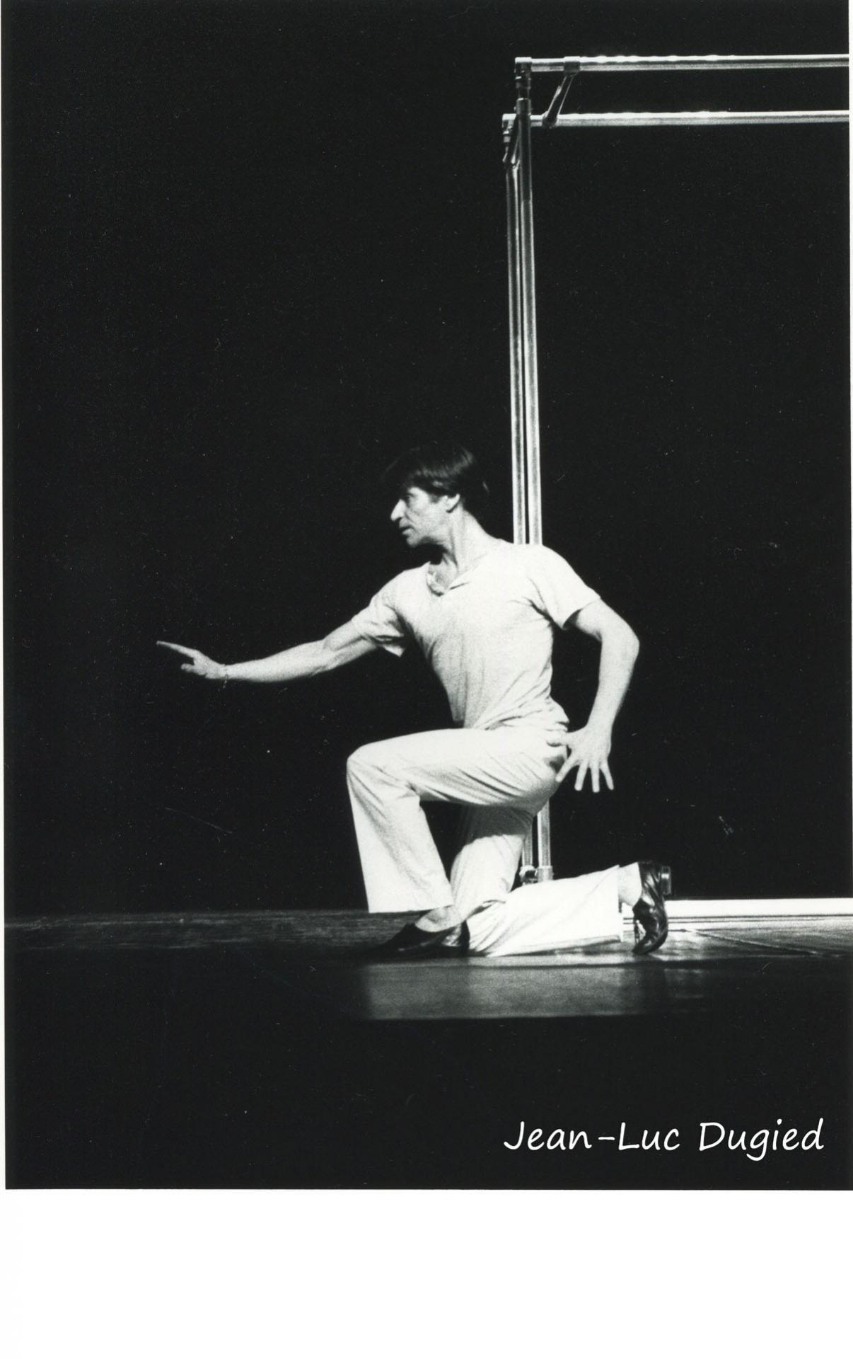 20 Béjart Maurice - life - Jean Babilée - 1983
