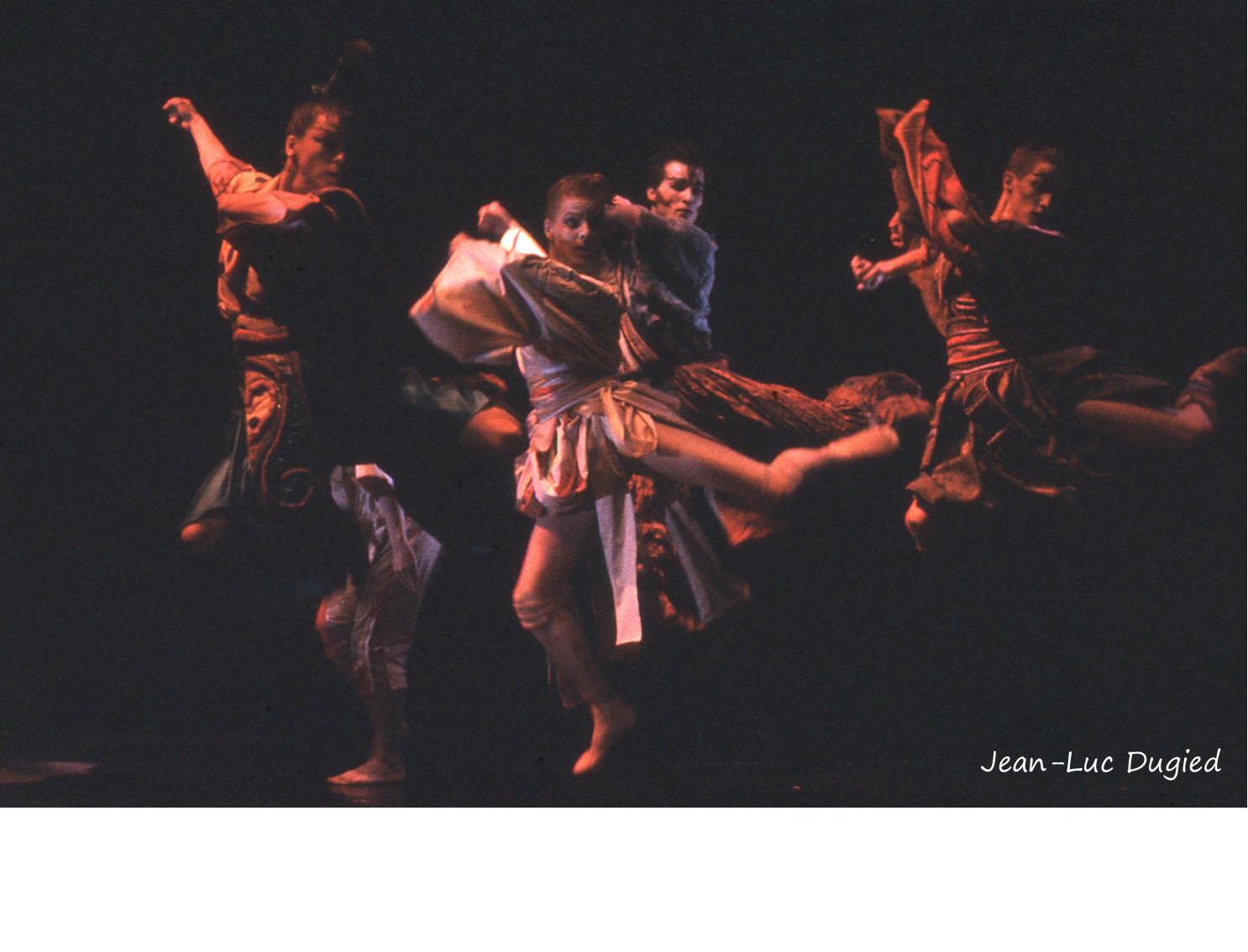 20 Brumachon Claude - la pie grièche - 1986
