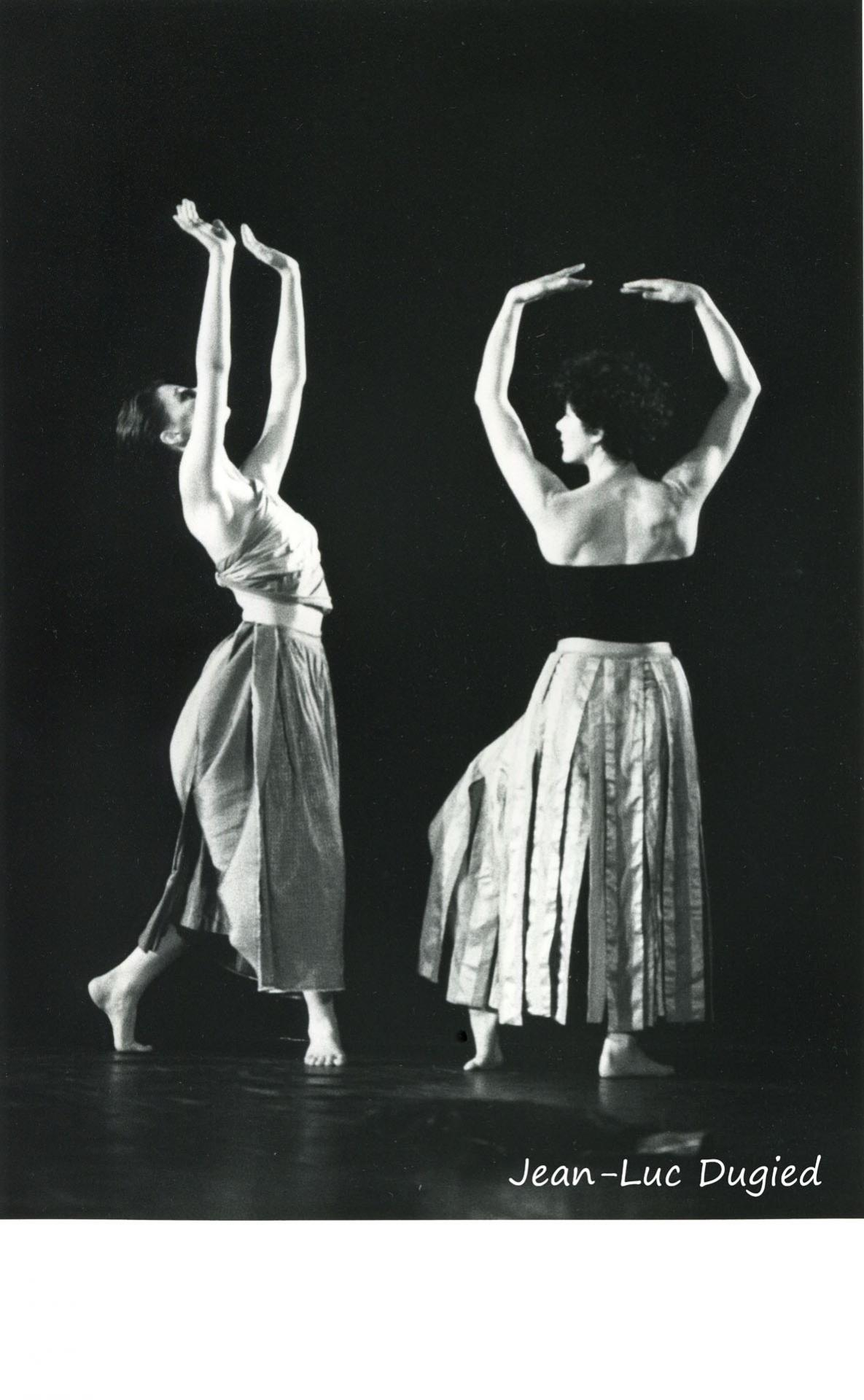 20 Dugied Fabrice - les zonards célestes - Marie Martin et Catherine Lika - 1987