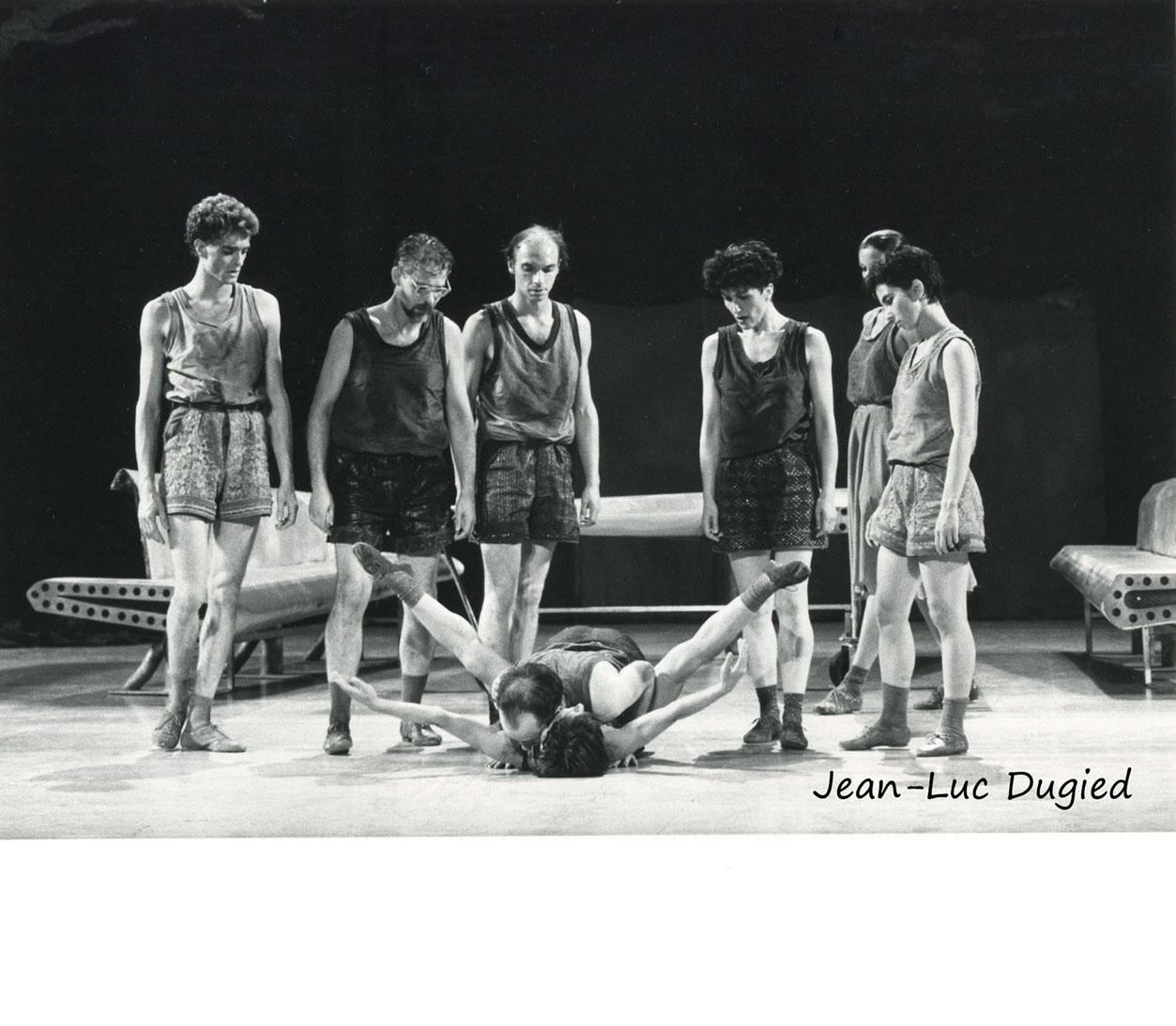 20 Gallotta Jean-Claude - mammame 1 le désert d'Arkadine - 1986