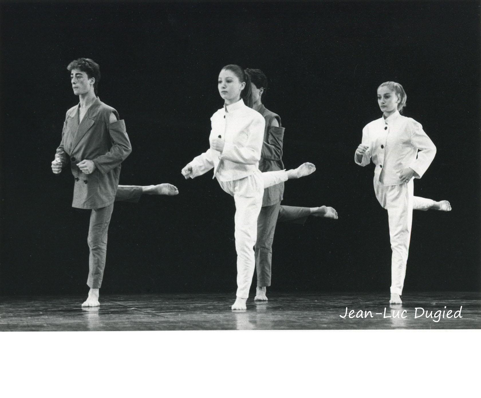 20 Jeune Ballet de France 2 - un sucre ou deux - chor. Daniel Larrieu - 1984