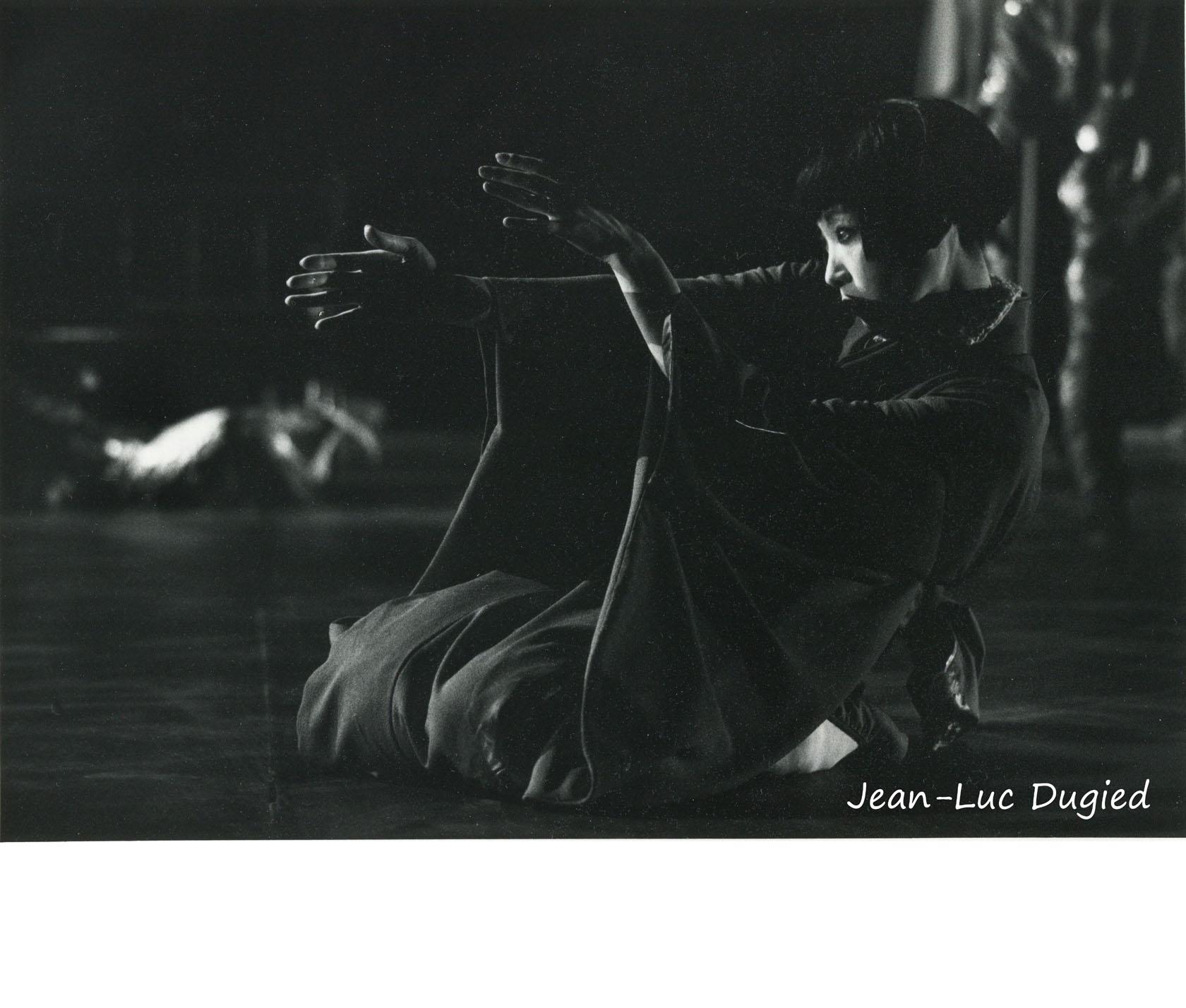 20 Teshigawara Saburo - ishi no hana (fleur de pierre) - Sayoko Yamagachi - 1988