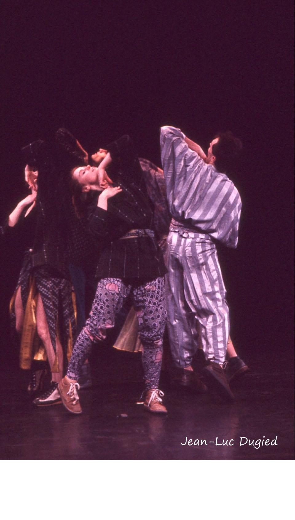 21 Dugied Fabrice - les zonards célestes - 1988