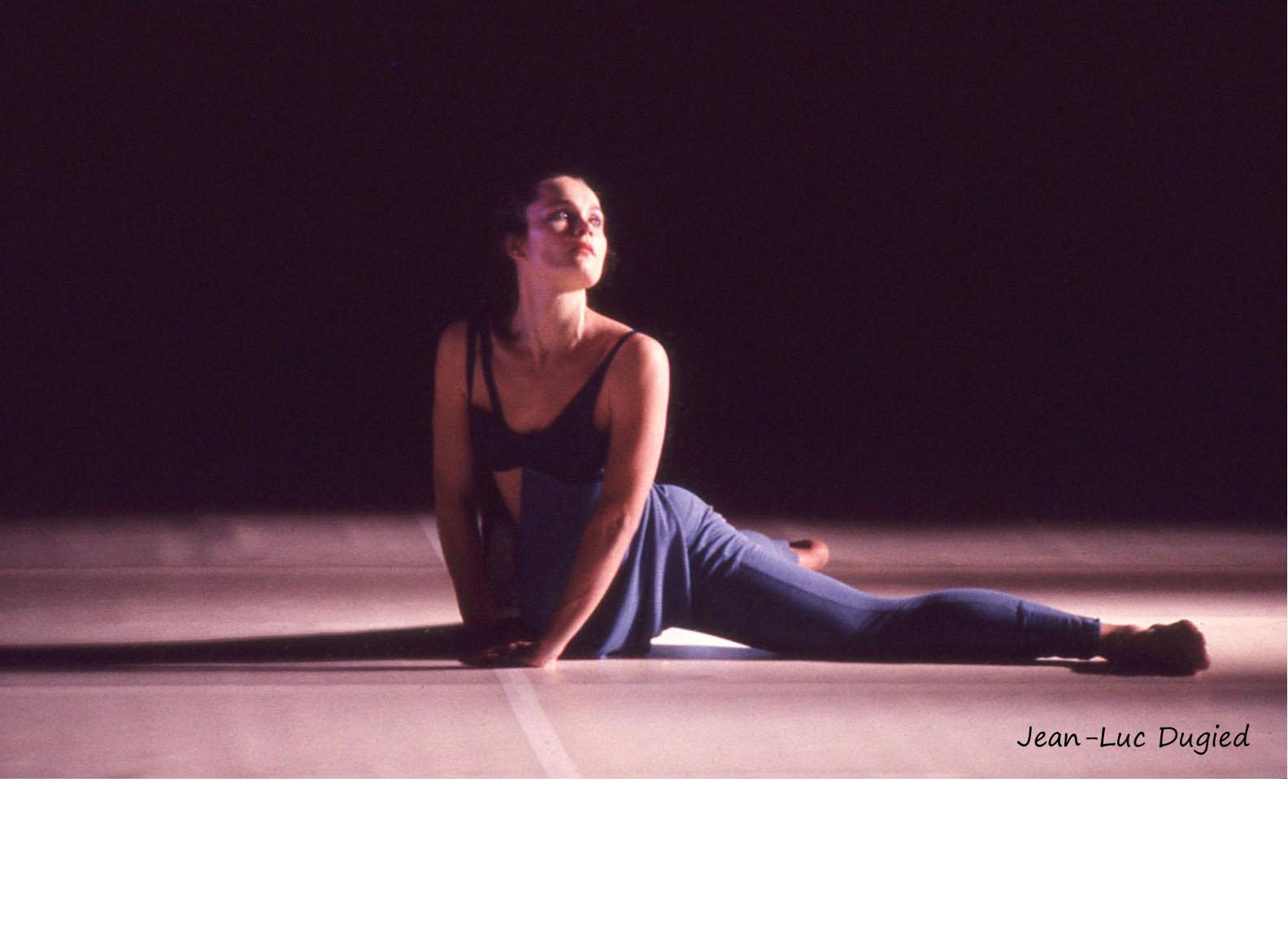 22 Dobbels Daniel - noli me tangere - Christine Bastin - 1985