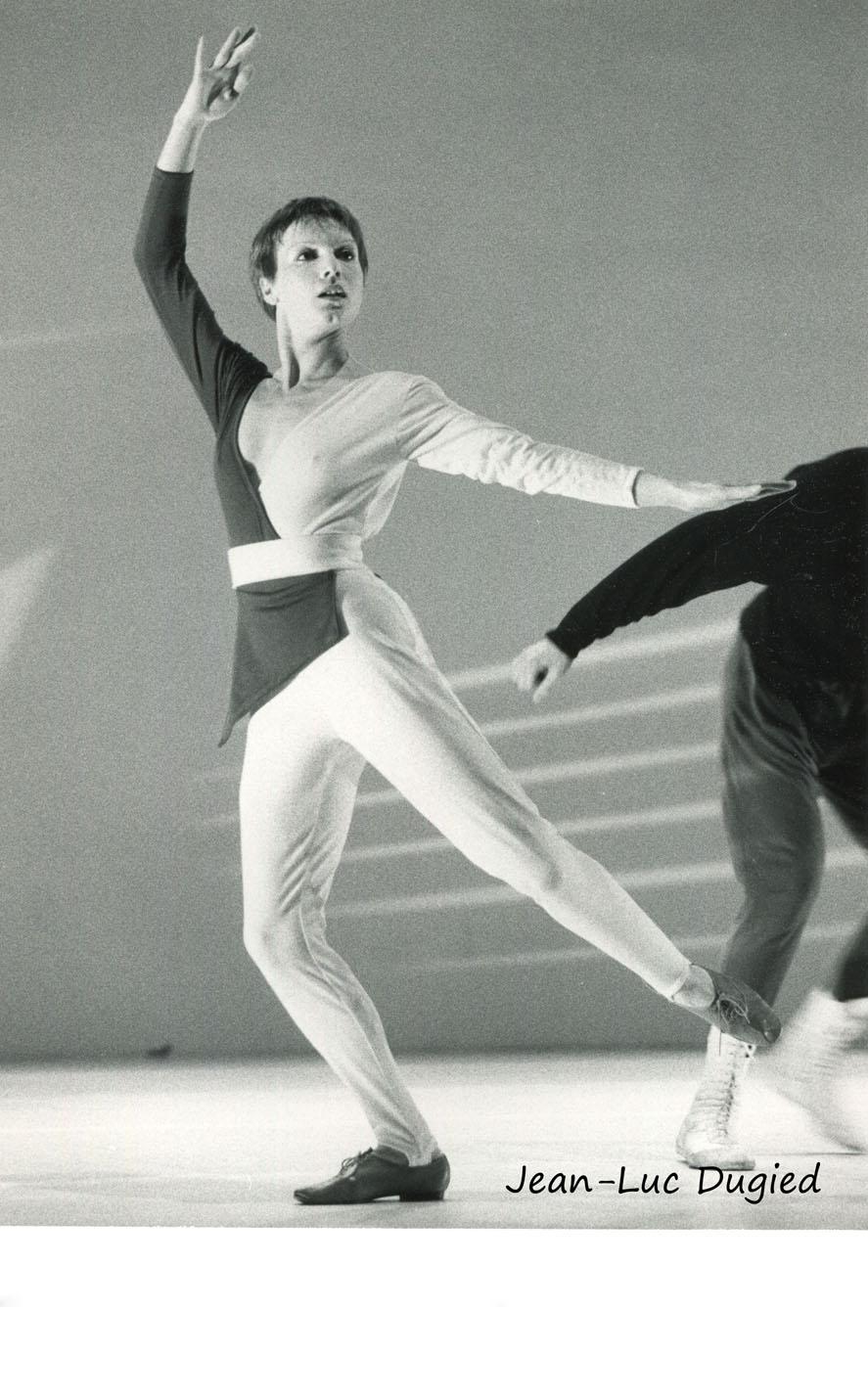 23 Cougoule Odile - 3e étage face - Marie-France Delieuvin - 1984