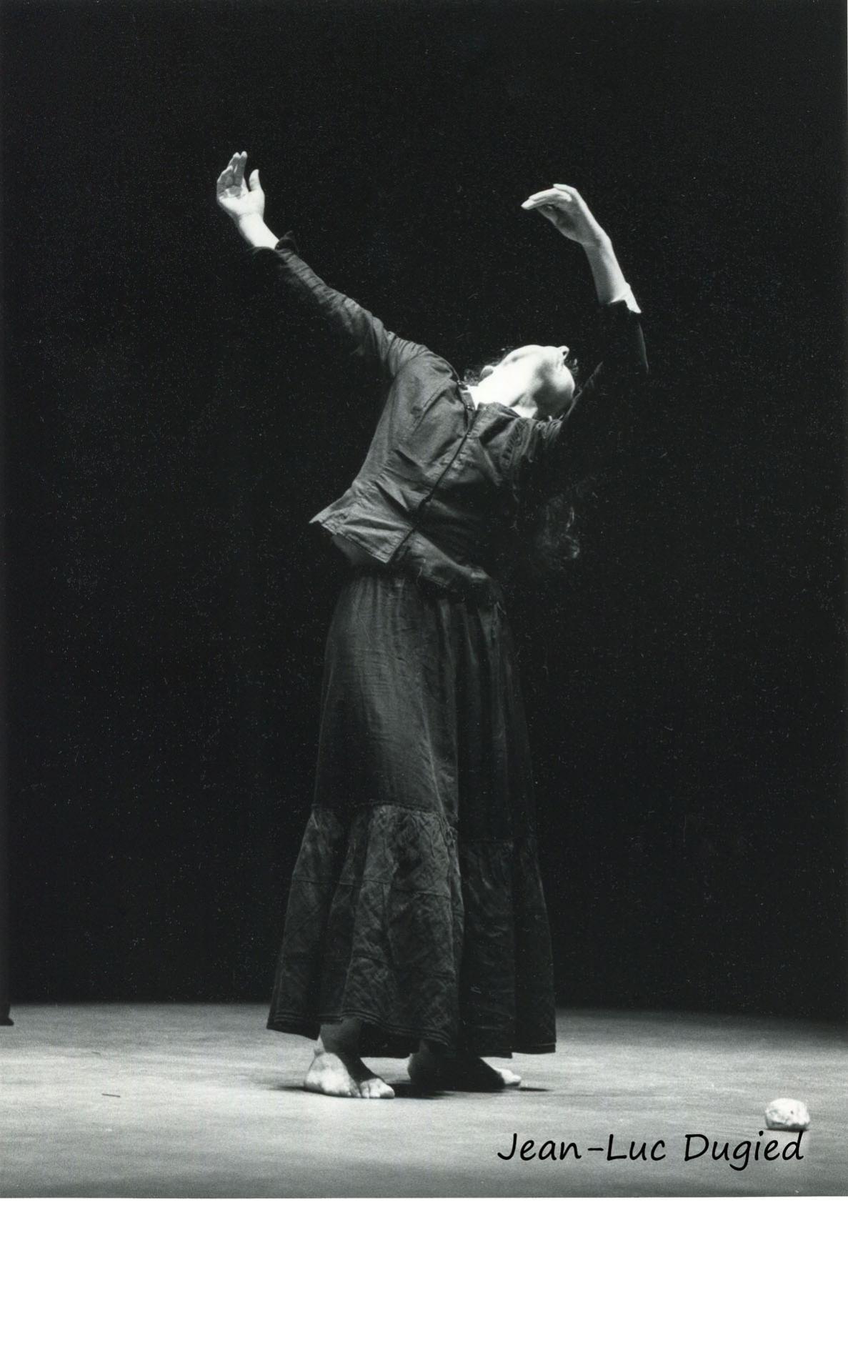 23 Léger Roberte - lettres de Camille - 1987