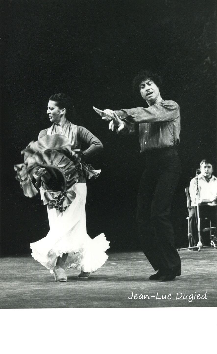 23 Maya Mario - flamenco puro - avec Gabriela Torres - 1988