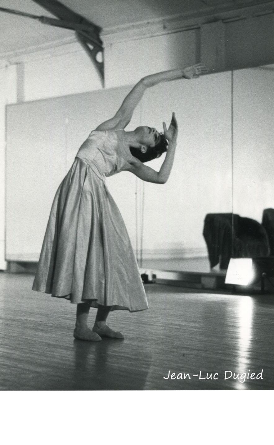 24 Cré-Ange Charles - Eurydice disparue - Pascale Salouf - 1986