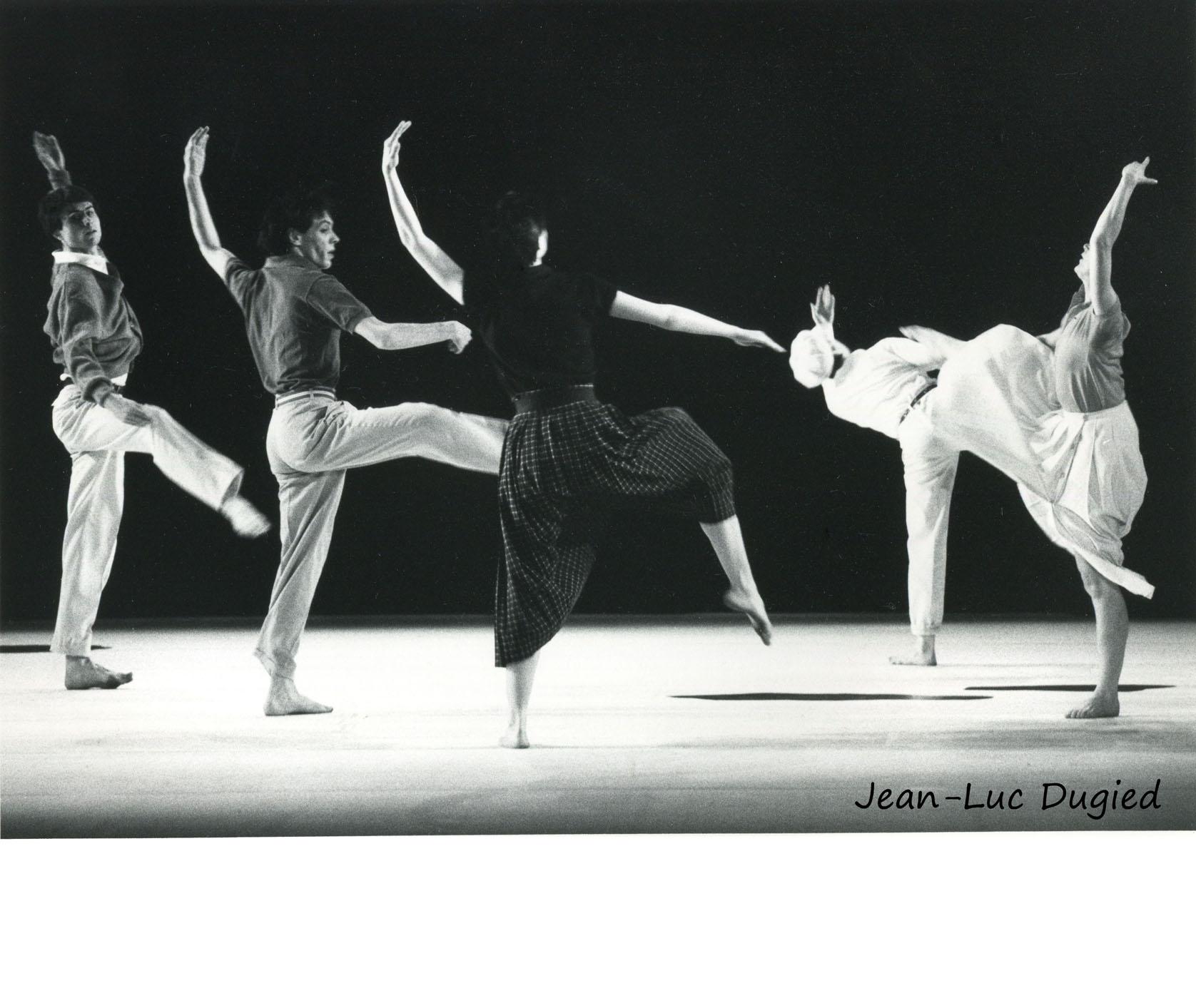 24 Dugied Fabrice - au fond du green l'équilibre - 1987