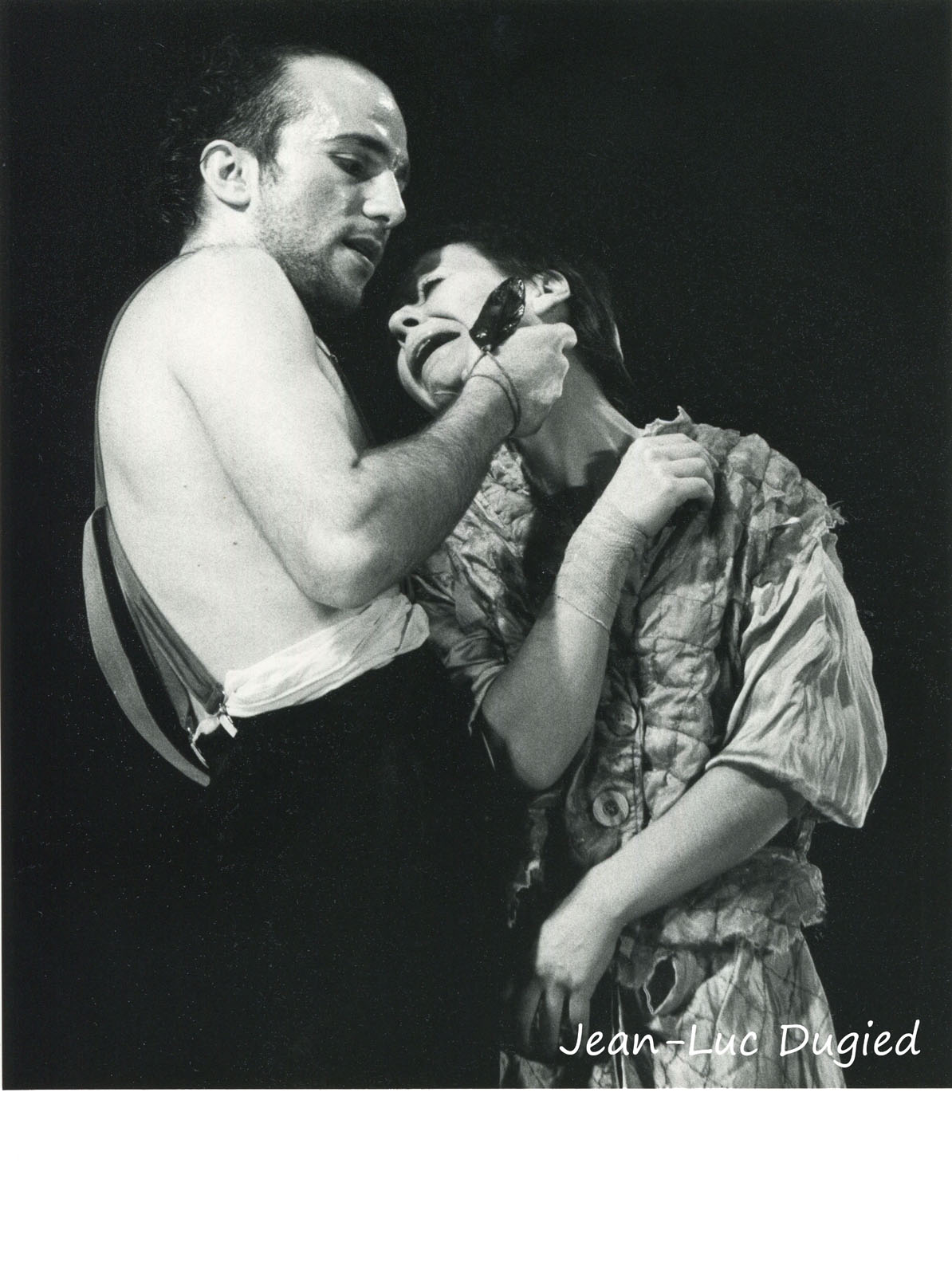 24 Gallotta Jean-Claude - Dr Labus - Christophe Delachaux et Vivianne Serry - 1988