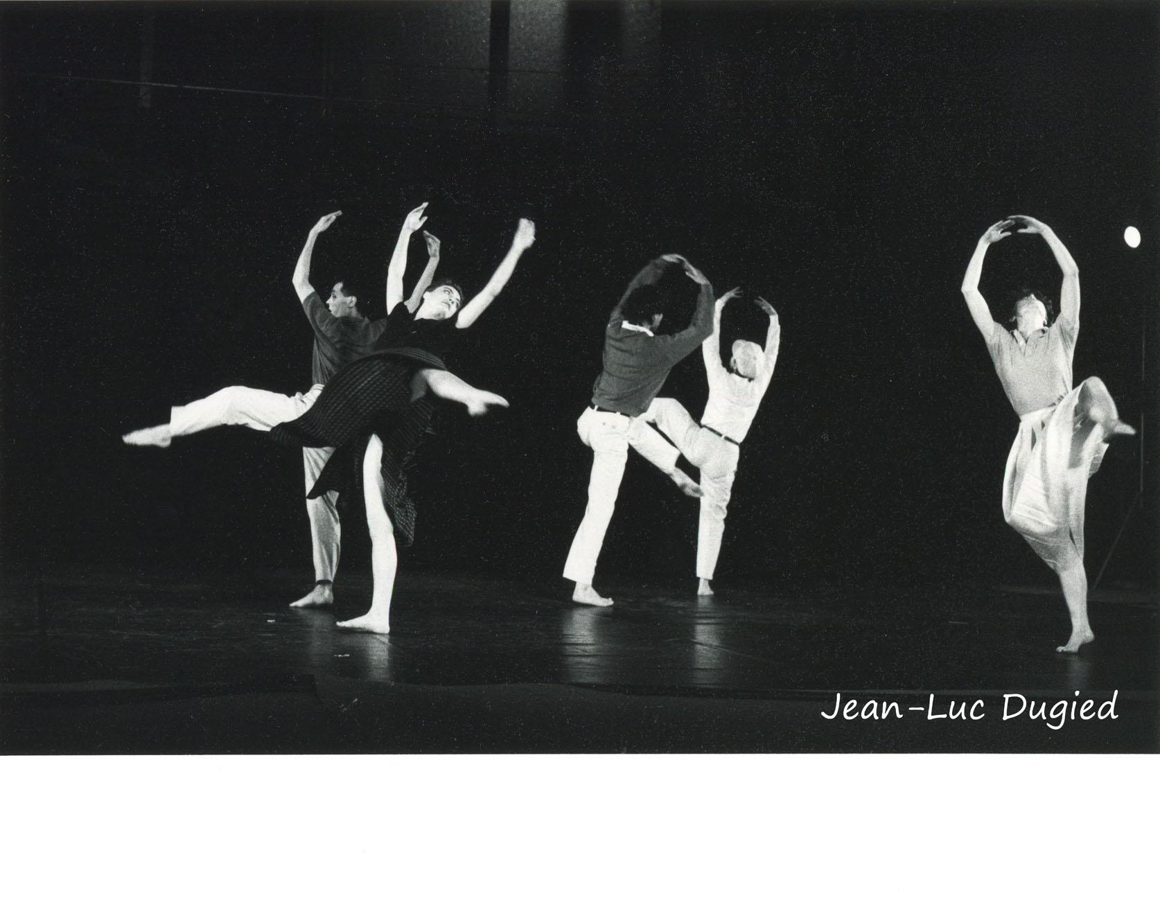 25 Dugied Fabrice - au fond du green l'équilibre - 1987
