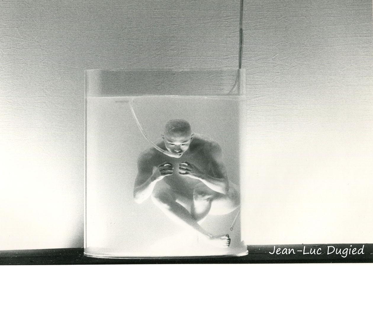 25 Sankai Juku - Netsu No Katachi (Forme de la chaleur) - chor. Ushio Amagatsu - 1984