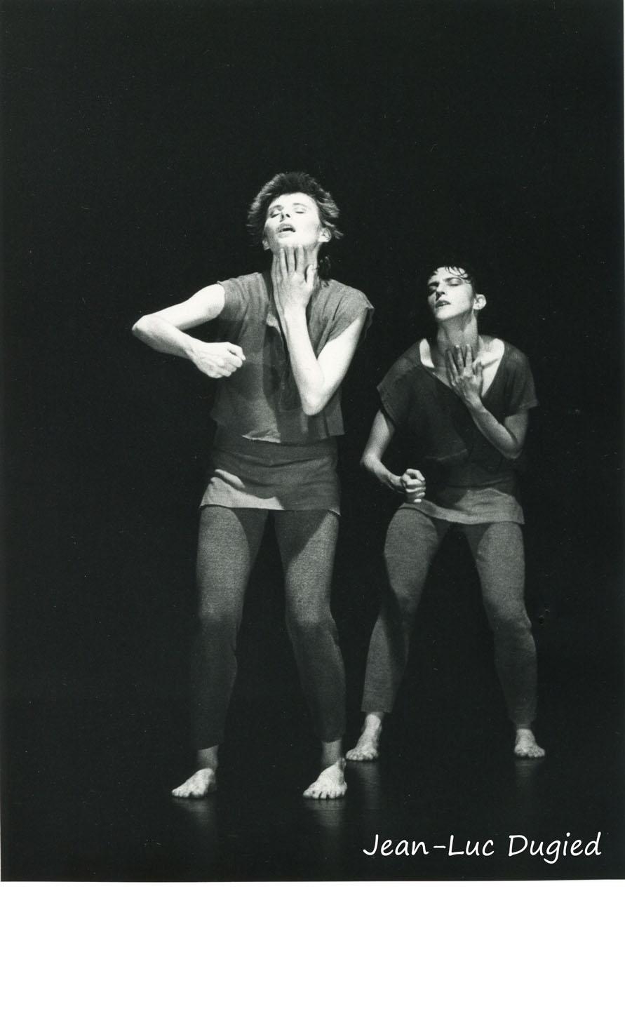 26 Calleau Isabelle - carnet d'hiver dernière nuit - Isabelle Calleau et Nathalie Rillion - 1985